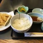 天松 - 天ぷら定食