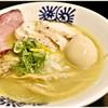 特級鶏蕎麦 龍介 - 料理写真:純鶏そば+特級トッピング 750+250円 濃密でありながら重さなし!