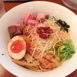 麺食堂 88 - ラーメン File No.211『ジャンクそば』