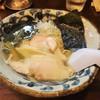 らーめん房やぶれかぶれ - 料理写真:塩やぶ\850(16-08)