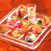 ミルフィオーリ - 料理写真:ランチコース 前菜