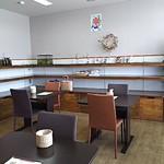 宮之城ちくりん館 とどろ亭 - 明るいイートインスペース