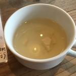 55269697 - 160825東京 ブッチャーブラザーズ ランチスープ