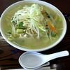 昇龍 - 料理写真:野菜たっぷりタンメン