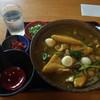 勢川  - 料理写真:豊橋カレーうどん820円