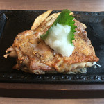 ステーキガスト - 料理写真:大葉おろしのチキンステーキ ¥1,099