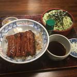 名古屋 - 夏季限定 うな丼セット