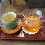 つゆくさ - 有機ほうじ茶です