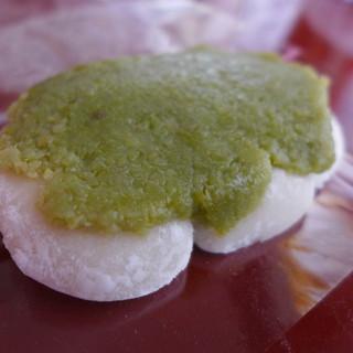 峠の力餅 - 料理写真:ずんだ(じんだん)餅(124円)