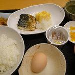 薩摩屋敷 - 日替わり定食