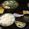亀や - 料理写真:スタミナ定食¥900