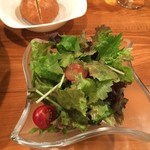 ビストロ ケー - サラダ