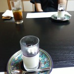 割烹 ふじむら - 杏仁豆腐