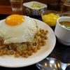 ゴールデン バガン - 料理写真:ひよこ豆チャーハン
