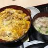 伊藤和四五郎商店 - 料理写真:名古屋コーチン親子丼