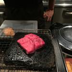肉ダイニング まーさん - シャトーブリアン
