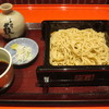 上野藪そば - 料理写真:せいろう 714円