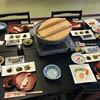 民宿 すがた - 料理写真:【朝食】4人分の朝食は広間にて