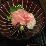 花かぐら - 刺身 アップ