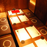 接待向き個室◆2名様~12名様の完全個室
