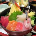 姫沙羅 - 海鮮丼