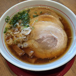 もりずみキッチン - チャーシュー麺
