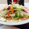 だるま食堂 - 料理写真:ちゃんぽん:600円