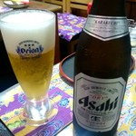 今帰仁城 - 瓶ビール:600円