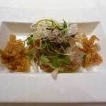 大阪 聘珍樓 - 料理写真:広東式真鯛のお刺身