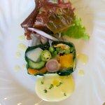 マルチェロ - 菜園野菜のモザイクテリーヌ
