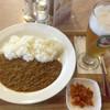 カンナ - 料理写真:アンガスカレーと綾地ビール