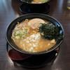 中華蕎麦 御輿 - 料理写真:2016年8月17日(水) 中華蕎麦(特濃)太麺(830円)