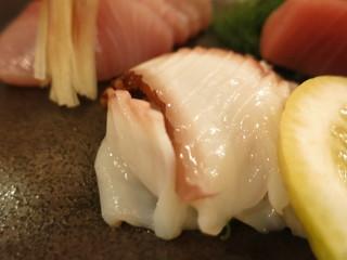 かんだ光壽 - 本日の刺身 5点盛り 蛸
