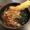 ゆで太郎 - 料理写真:いか天そば