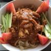 城北飯店 - 料理写真:棒棒鶏冷麺