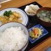 ときわ食堂 - 料理写真:みそ汁定食(^~.^)