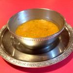 ゲリック - レンズ豆のスープ