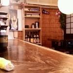 三亀勢 - 店内の様子です