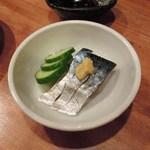 食酒 こころ - 料理写真:付き出し