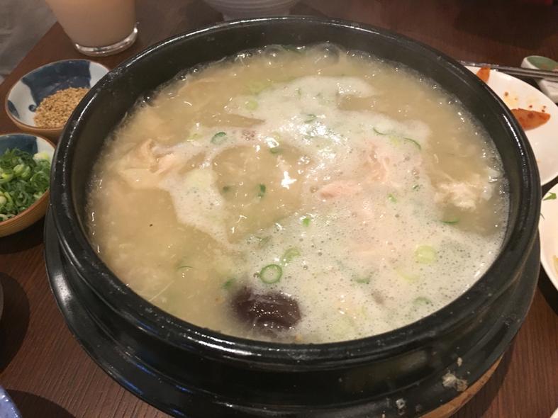 キムチのミズノ 韓国料理 虎の穴