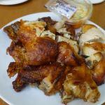 オッソ・ブラジル - 鶏の丸焼き 1600円