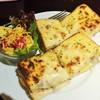カフェ・トロワバグ - 料理写真:グラタントースト