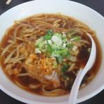 須郷食堂 - 料理写真:つゆやきそば 700円
