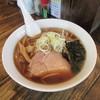 北地蔵 - 料理写真:醤油ラーメン+味玉