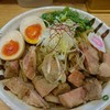 らーめん香澄 - 料理写真:味玉魚介まぜそば