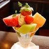 ラフォーレ - 料理写真:フルーツパフェ