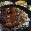 きむらや - 料理写真:まぶし丼ランチ1350円