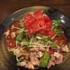 室壱羅麺 - 料理写真:トマト魚介類冷やしラーメン