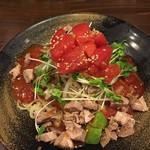 室壱羅麺 - トマト魚介類冷やしラーメン