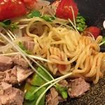 室壱羅麺 - ストレート細麺